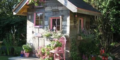 Comment construire soi même son propre abri de jardin ?