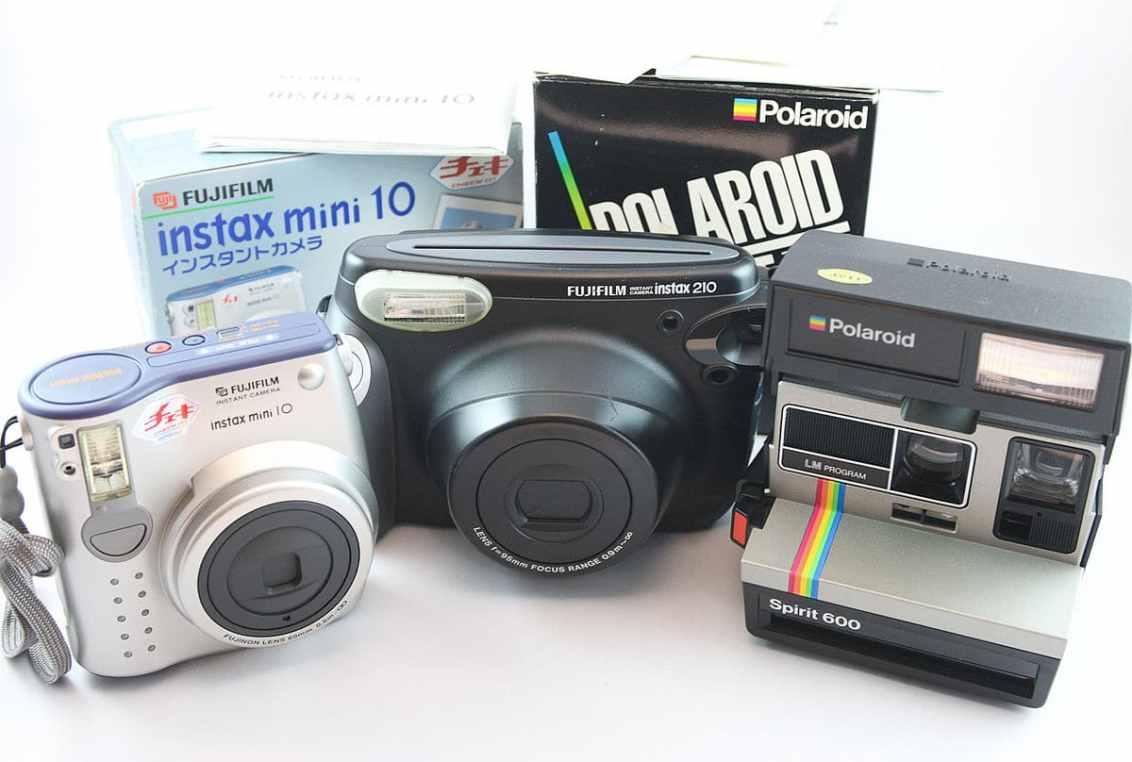 Faut t il acheter un appareil photo instantané - Conseil   Astuce 836a81e40f14