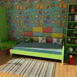 4 astuces pour décorer la chambre de votre enfant