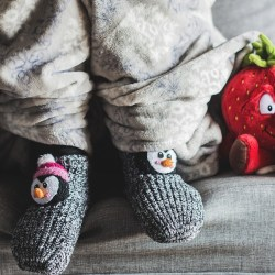 Astuce Chaussette chauffante vous tenir chaud en hiver
