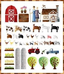 décoration agricole