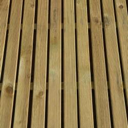 lame de terasse en bois composite