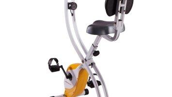 Ultrasport Vélo d'appartement pliable avant