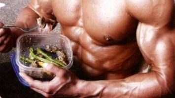 3 repas musculation
