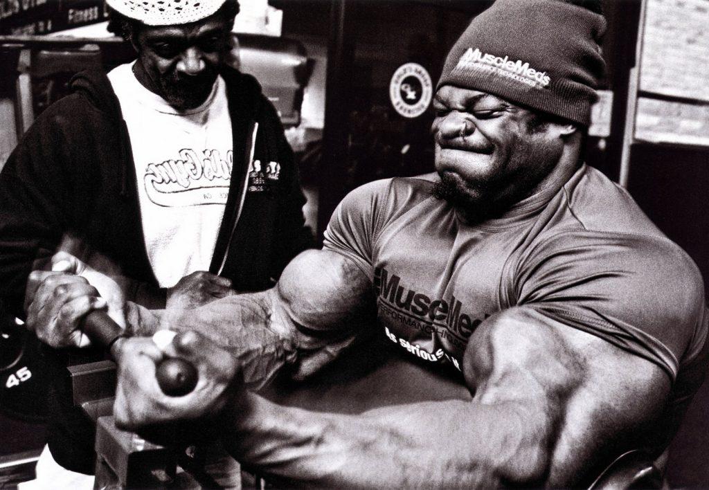 Biceps gain de force