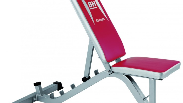 bh fitness st5850 banc multiposition