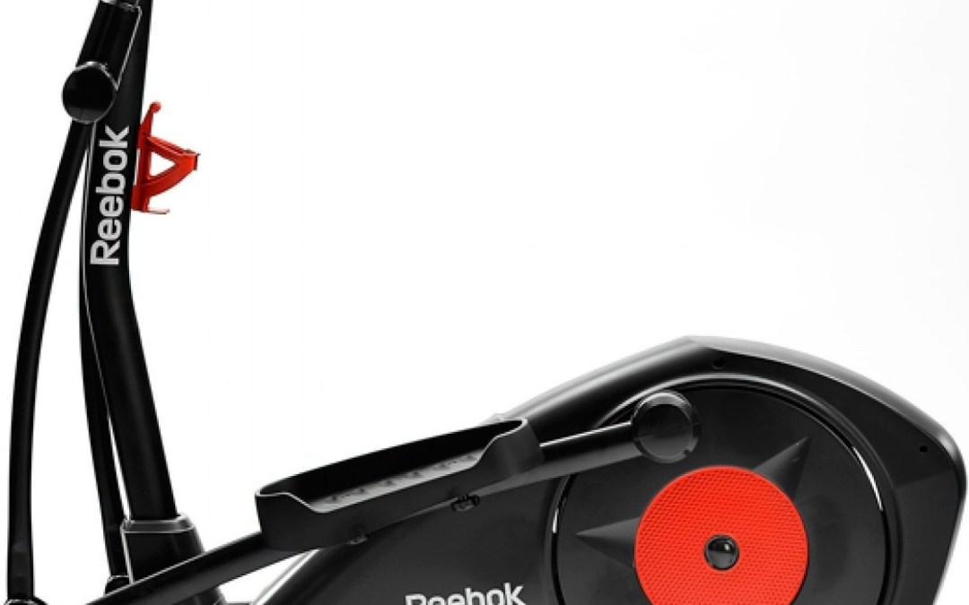 Test du Crosstrainer Reebok Fitness GX50 ERGO