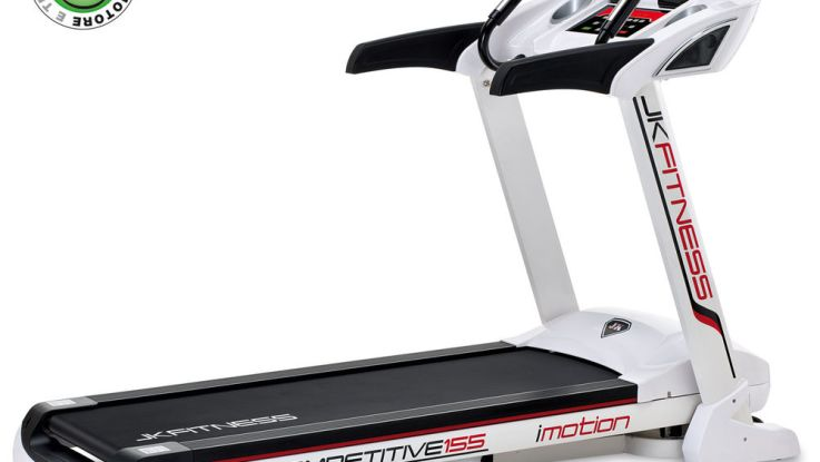 tapis course jk fitness jk 155