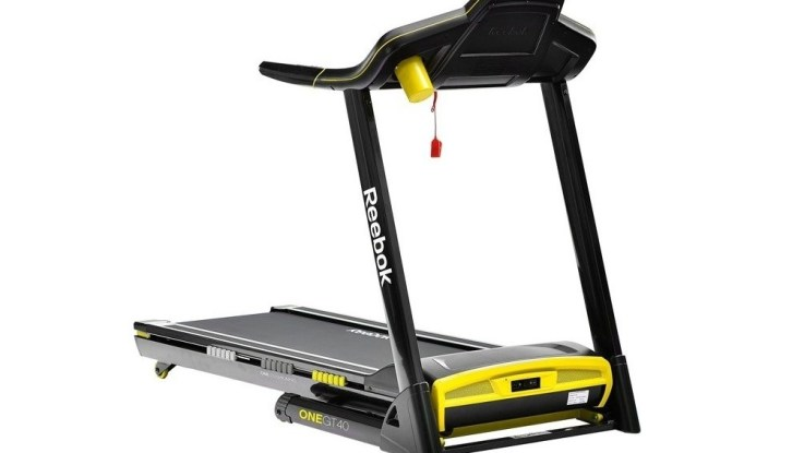 tapis course reebok fitness gt40 one series