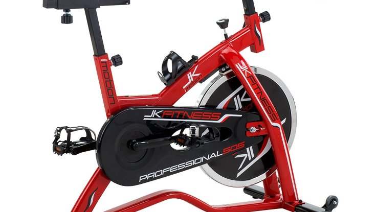velo appartement jk fitness professional 505 speed bike