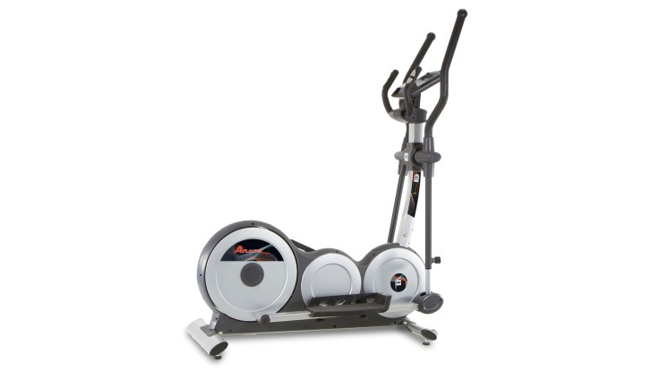 velo exercice elliptique atlantic dual kit wg2525l cross trainer bh fitness