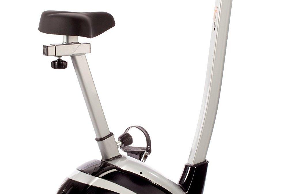 Test du vélo d'appartement magnétique MPTC1 de la marque V-Fit