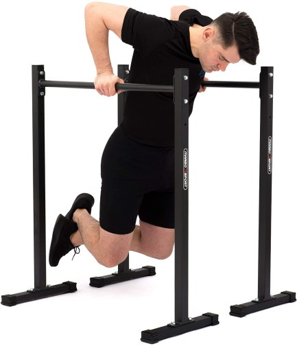 exercices barres dips