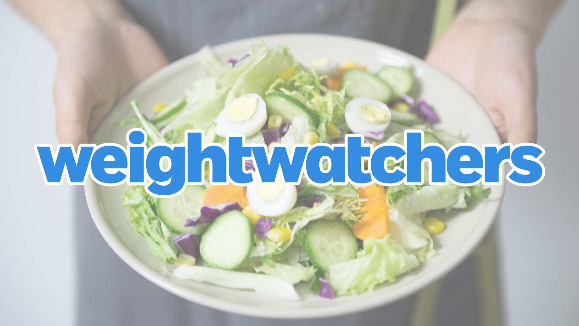 Le régime Weight Watchers