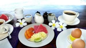 Le petit déjeuner idéal