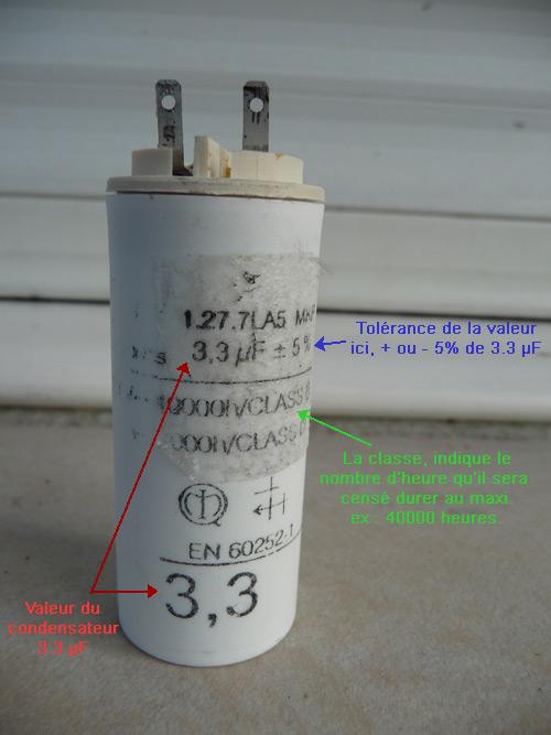 Condensateur Pour Volet Roulant Somfy Gamboahinestrosa