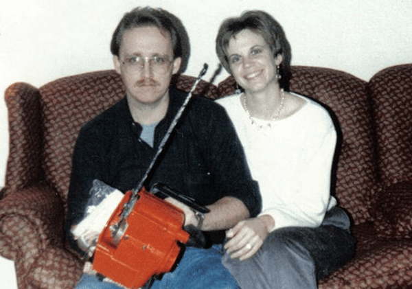 couple-tronconeuse