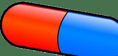 icon of medicine capsule
