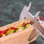 measuring the food intake