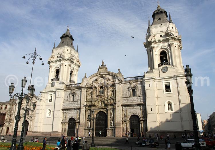 Cathédrale Lima