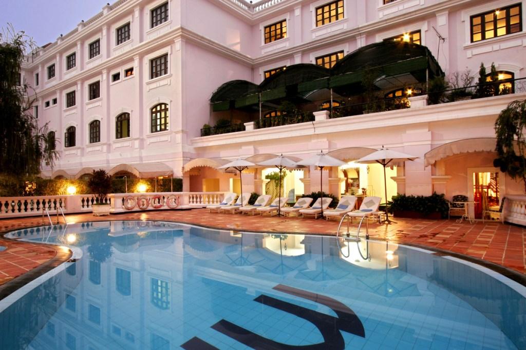 SAigon Morin hôtel vietnam