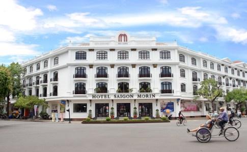 Hotel Saigon Morin Hué Vietnam