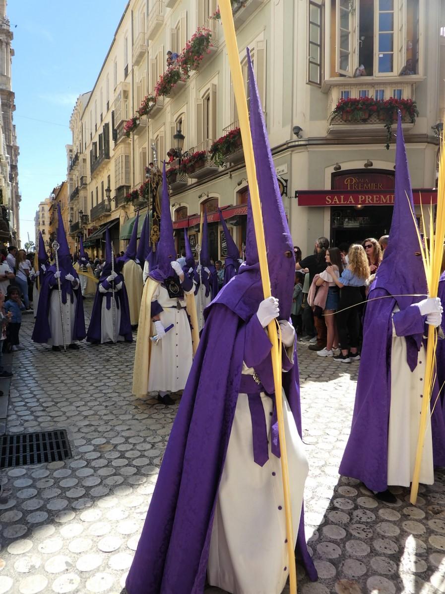 visiter Malaga pendant la semaine sainte