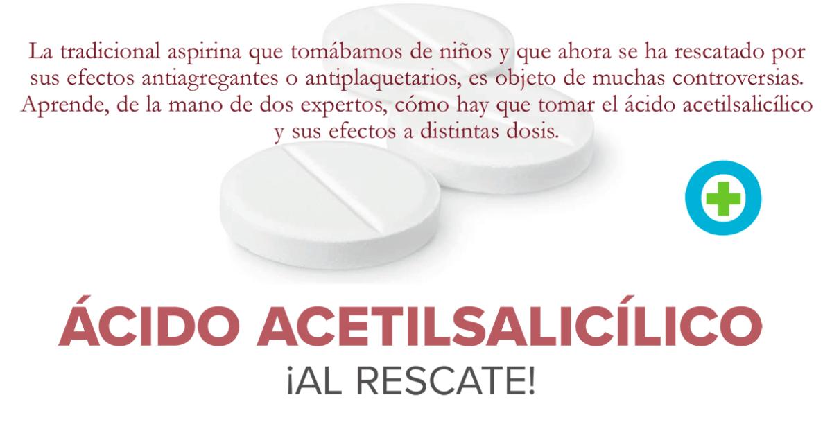 acido acetil salicilico dosis