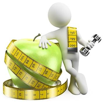 Perder peso y hormonas
