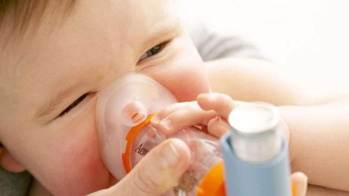 ▷ Bronquiolitis en bebés : Síntomas y cómo tratarlo.