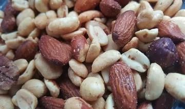 frutos secos - alimentos energéticos