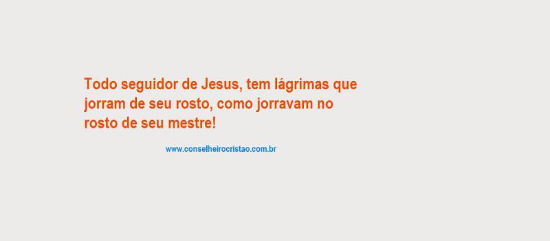 Jesus tem compaixão - Conselheiro Cristão