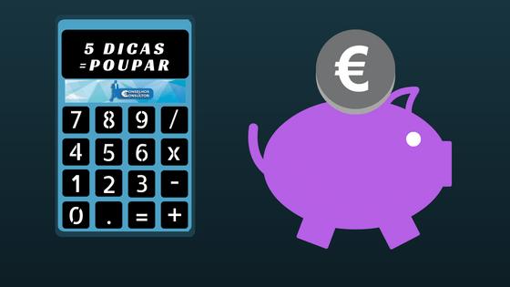 5 dicas para gerir o seu dinheiro