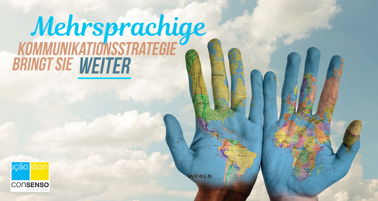 Mehrsprachige Kommunikations-strategie