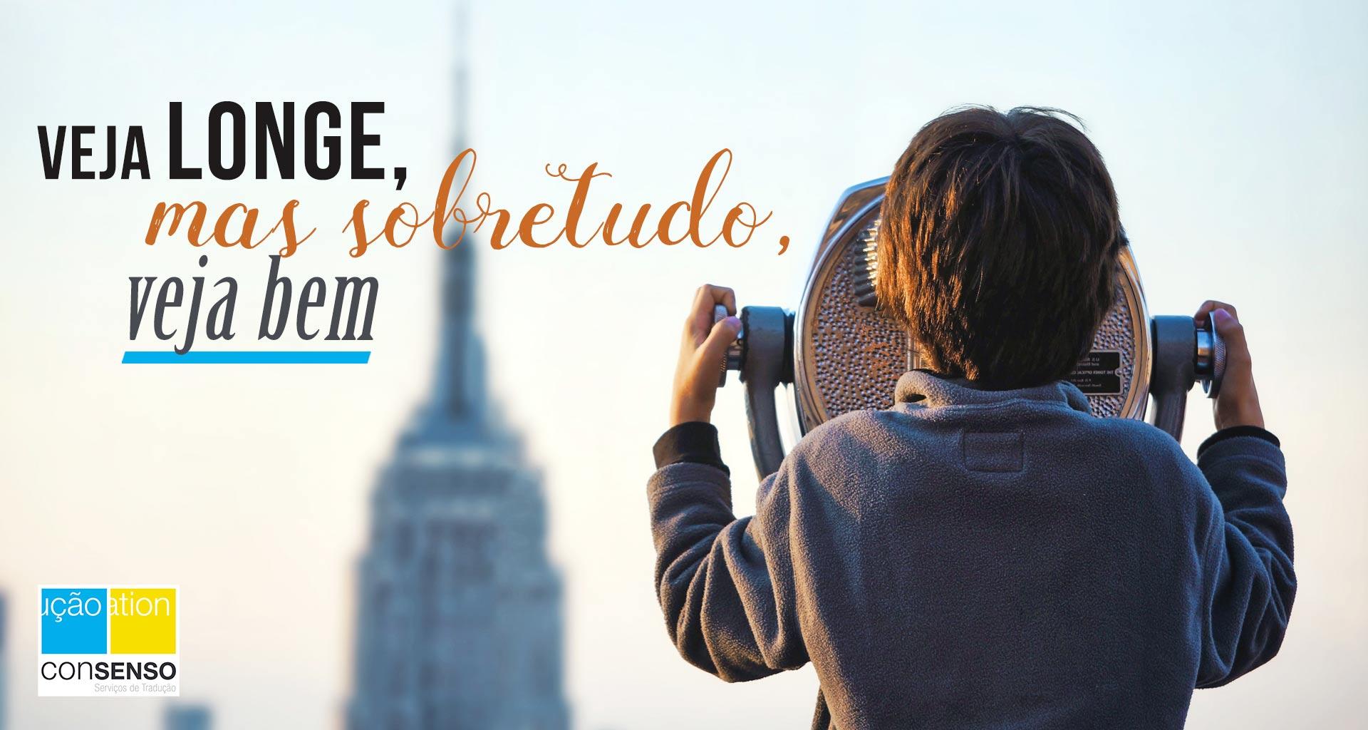 Linguagem no turismo