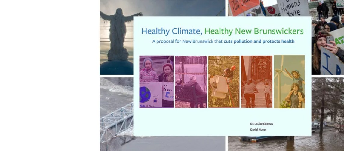 New Conservation Council report: climate change, floods, ice storms affect our health