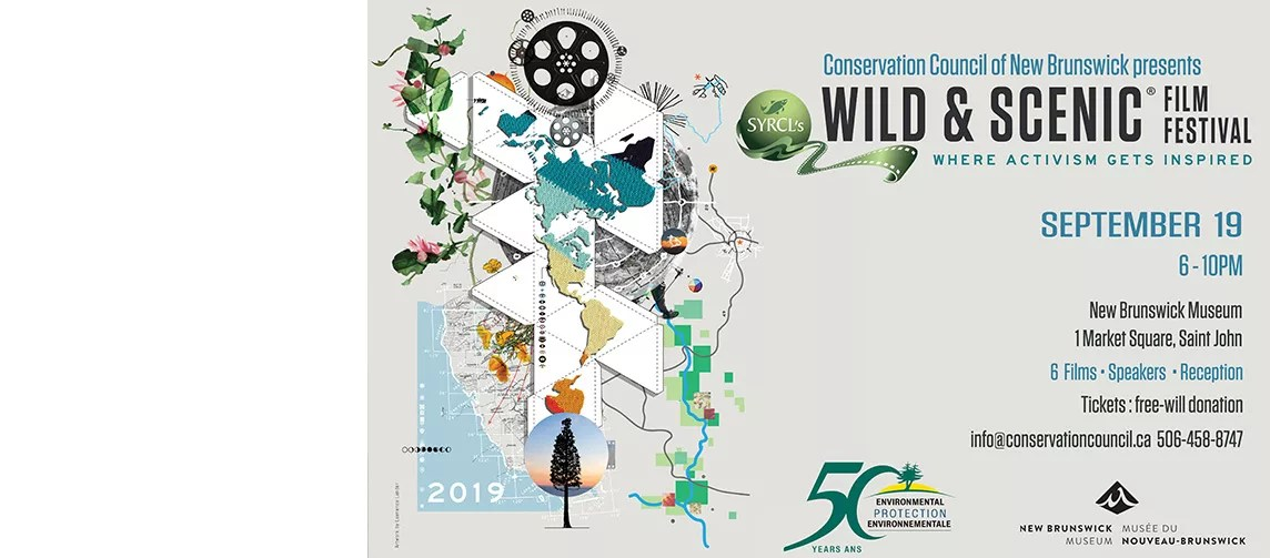 Where Activism Gets Inspired: Wild and Scenic Film Festival comes to Saint John, Sept. 19