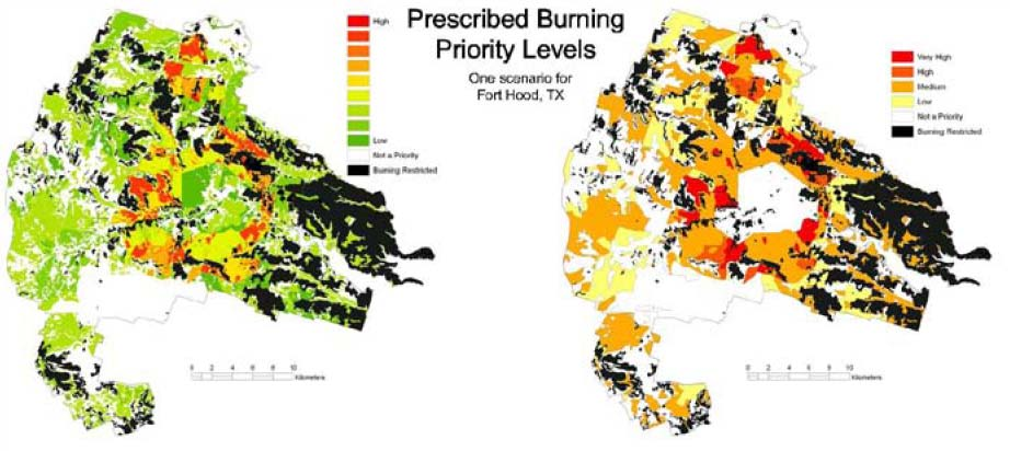 water ecosystem diagram furnace ductwork a gis model to prioritize prescribed burning