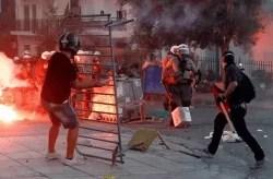 Antifa terrorists