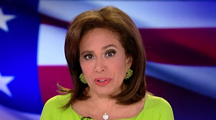 'Thank you, Mr. President': Judge Jeanine says Trump deserves praise for strike on Soleimani