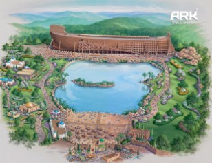 Ark Encounter by AiG, overview