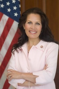 Michele Bachmann earlier official photo