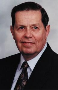 Walt Brown, originator of the hydroplate theory