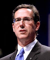 Rick Santorum. Is he the real winner in Iowa?