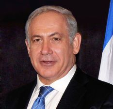 Benjamin Netanyahu, Prime Minister of Israel--and a man without a theory. (Has he forgotten his earlier protest against empty reciprocity with the PA?) A secular man cannot understand the real Jewish theory--the Torah. Is he being a little too (Vichy) French for his country's safety? Maybe not. He took a stand against illegal immigration recently.