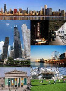 A Chicago montage