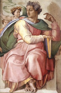 Isaiah, ancient prophet--and man of science?