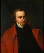 Patrick Henry did not trust the government!