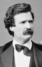 What would Mark Twain think of a society that devalues work?