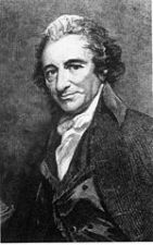 Thomas Paine told men to lead, follow or get out of the way.